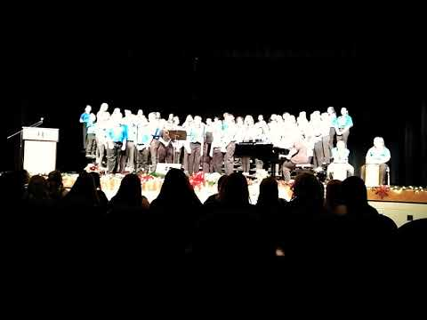 """Gallia Academy Middle School Chior performing """"Something Wild"""" from Pete's Dragon"""