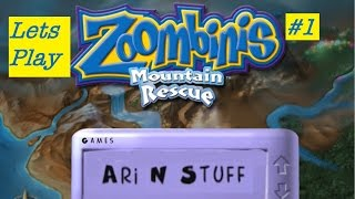 ZOOMBINIS MOUNTAIN RESCUE THE BEST ALWAYS COMES BACK!