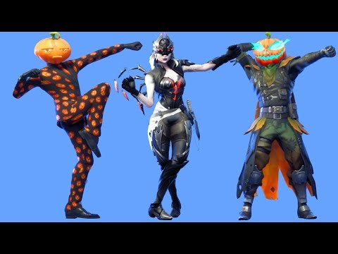 Fortnite All Dances Season 1-6 Updated to Electro Swing