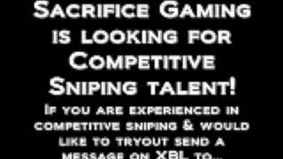 sF Comptetitive Sniping **WATCH** thumbnail