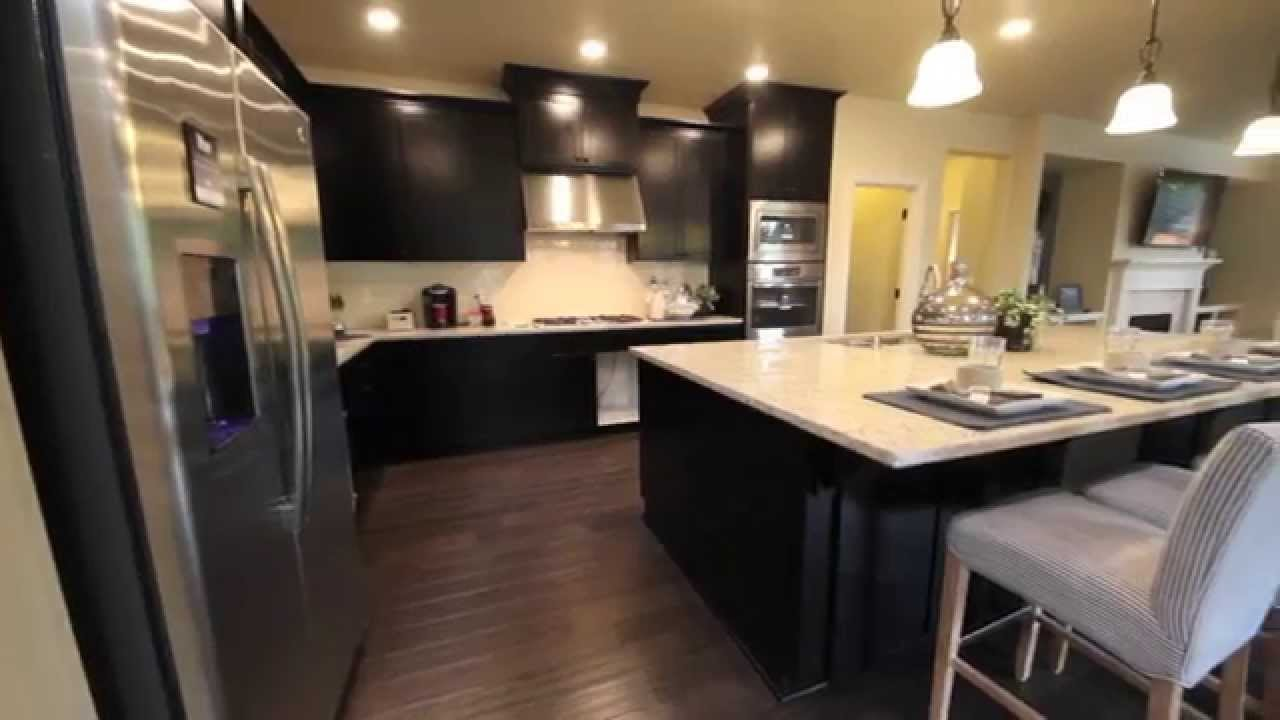 Best Kitchen Gallery: Sellwood Model Tour By Lennar Homes Youtube of Lennar Model Homes on rachelxblog.com