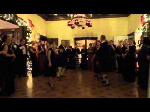 "2.)  Christmas Party  ""Memories of Balmoral""  - 2013 (Strathspey)"