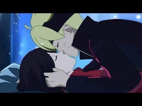 ANIMEMO: Boruto Kiss Sarada