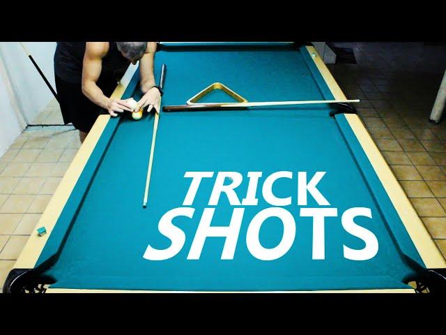 Trick Shots - The Hustler