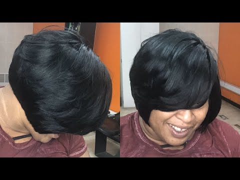short-layered-bob-w/-no-leave-out-|-quickweave-tutorial
