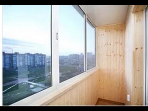 Как самому остеклить балкон/ часть 2 - сварка выноса
