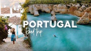 PORTUGAL Dream Trip! – 2-week Road Trip (Algarve, Porto, Monsanto, Obidos)