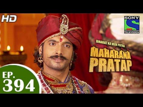 bharat-ka-veer-putra-maharana-pratap---महाराणा-प्रताप---episode-394---6th-april-2015