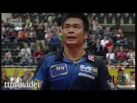 Chen Weixing -best Rallies
