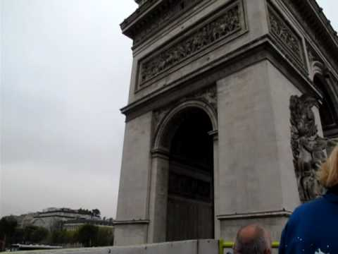 Paris, Arc Triomphe Champs Elysees