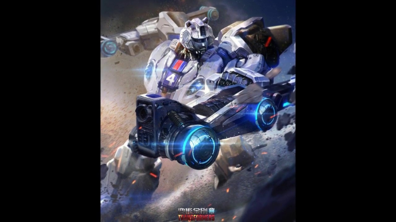 (Reboot) Transformers 7 -Bumblebee 2 Cast Robots [2021]