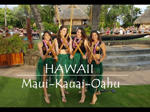 Hawaii Trip to Islands of Maui, Kauai & Oahu