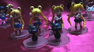 Sailor Moon Atsumete Girls Memories - Bootleg x Original Toy