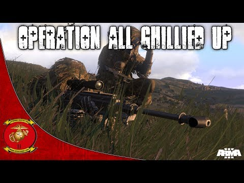 Arma 3 Co Op Gameplay - All Ghillied Up - 2nd MEF