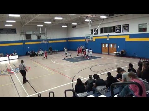 Western Kentucky Trailblazers vs Oakwood Academy _12-29-2015