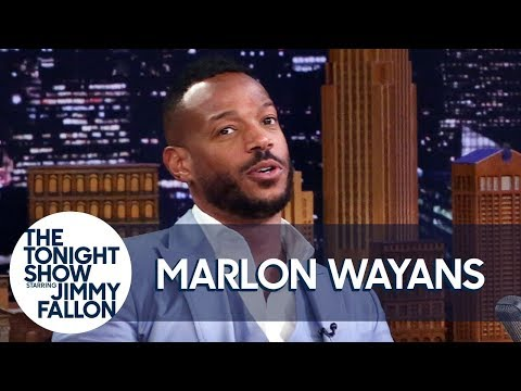 Marlon Wayans on Eddie Murphy Visiting Him in the Projects and Finally Making Him Laugh