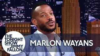 Download Marlon Wayans on Eddie Murphy Visiting Him in the Projects and Finally Making Him Laugh Mp3 and Videos