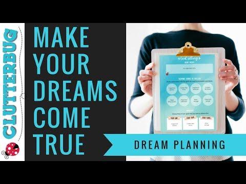 How To Achieve Success &  Make Your Dreams Come True!