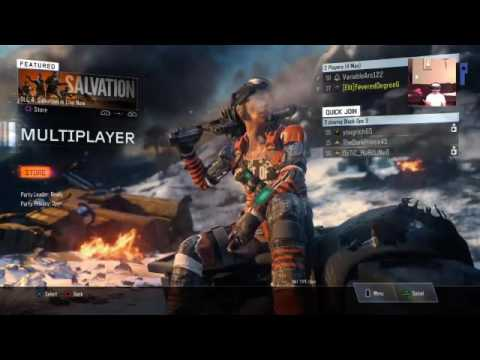 Call of duty black ops 3 with vr head set