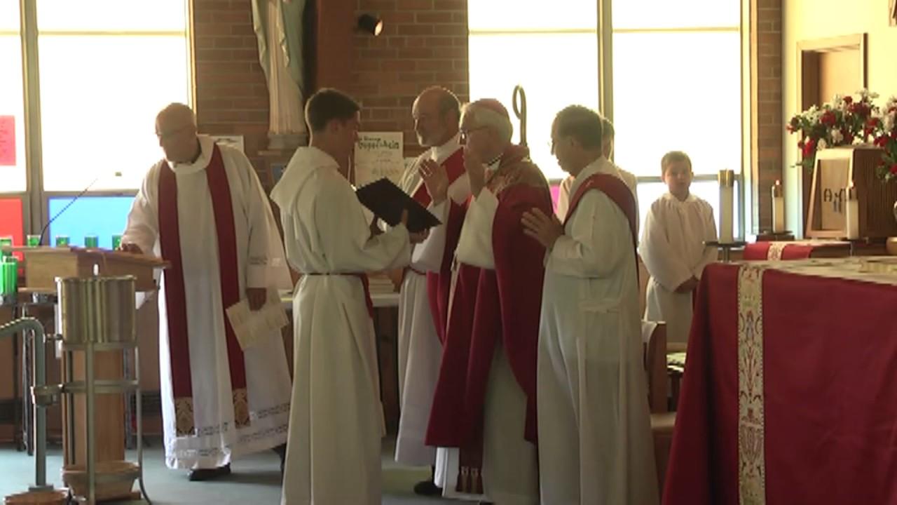 St. Joseph's (Mooers) Confirmation  6-17-12