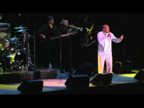 Lenny Williams at L.A. Fair 9-22-12