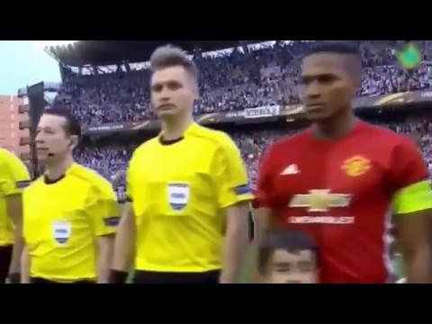 Celta Vigo _ MU  Bán Kết C2 2017