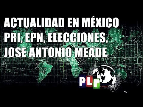 Entrevista para Planeta Latino Radio. Hablamos sobre EPN, México y la actualidad