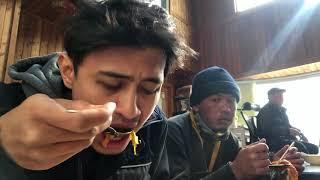 Hebatnya bos KOREA mau makan bareng sama kuli