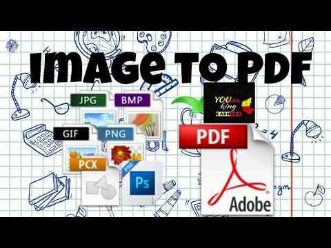 how to save jpeg image to pdf
