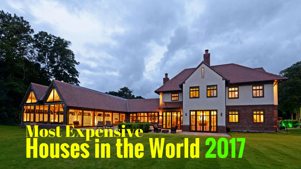 14 most luxurious houses in the world 2017 - youtube