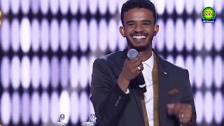 المبدع - حسين الصادق-  حفل الدوحة - عدي بينا يا ريس