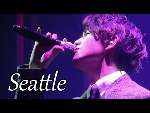 Kpop Lyrics: Hangeul, Rom, and Eng: SAM KIM (샘김) - Seattle