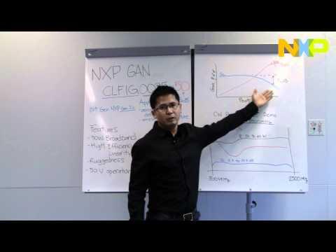 50W Broadband RF power GaN  - NXP Semiconductors Quick Learning 10