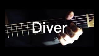 《NARUTO -ナルト-》OP8 - Diver - ZinCsy「FingerStyle Guitar」