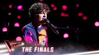The Finals: Daniel Shaw sings 'Someone You Loved'  | The Voice Australia 2019