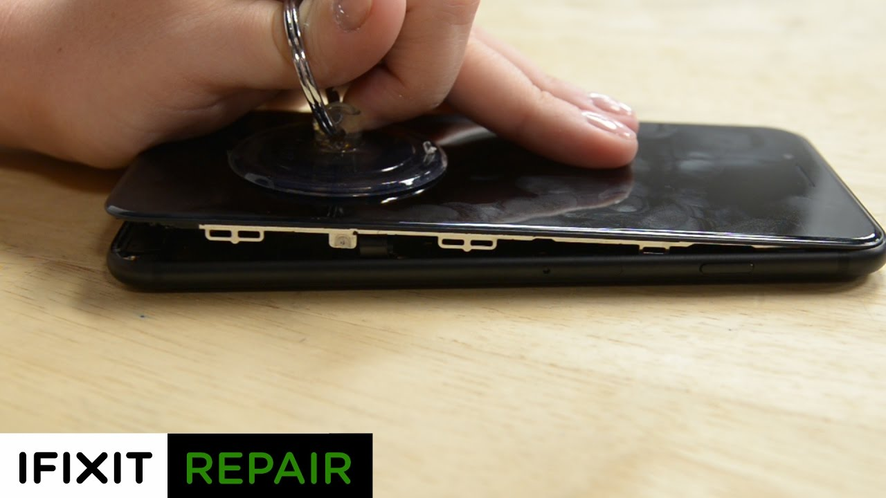check out 23d61 ef179 iPhone 7 Plus Screen Replacement- How To