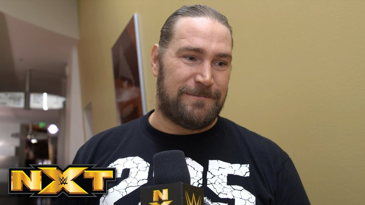 """Kassius Ohno says """"Bro"""" is canceled: NXT Exclusive, Jan. 16, 2019"""