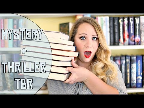 MYSTERIES & THRILLERS I WANT TO READ!!
