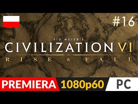 CIVILIZATION 6: Rise and Fall PL 🌅 odc.16 (#16 DLC) 🗿 Co to za pomysł?