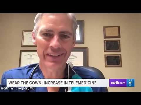 Primary Care Doctor, Keith Cooper, MD, Explains How You Can Use Virtual Visits To See Your Doctor