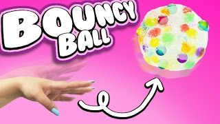 DIY ORBEEZ BOUNCY BALL