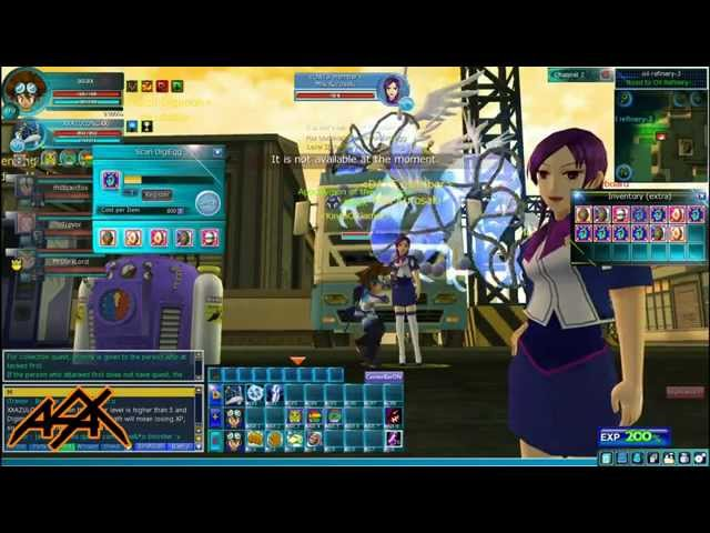 Digimon masters online scanning 13 mystery reinforced mercenary digimon masters online scanning 13 mystery reinforced mercenary digieggs from easter gift boxes 123vid negle Images