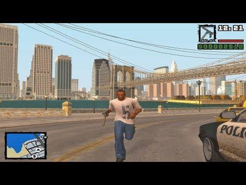 GTA 4 in GTA San Andreas