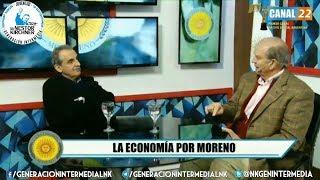 """Guillermo Moreno en su programa """"La Economia por Moreno"""" 28/06/18"""