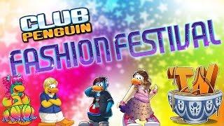 Club Penguin : Fashion Festival Party Walkthrough