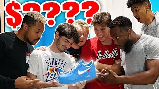 2HYPE Reacts To My Insane Shoe…