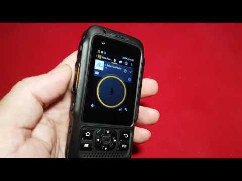 R887 Zello QSO mit Blackbox und Zello Funk Radio