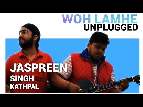 Woh Lamhe Woh Baatien | Zeher | Acoustic | Unplugged | Cover | Jaspreen Singh Kathpal | Prabin