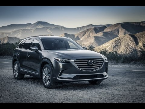 2018 Mazda Cx8 Exterior Interior Prices Safety And