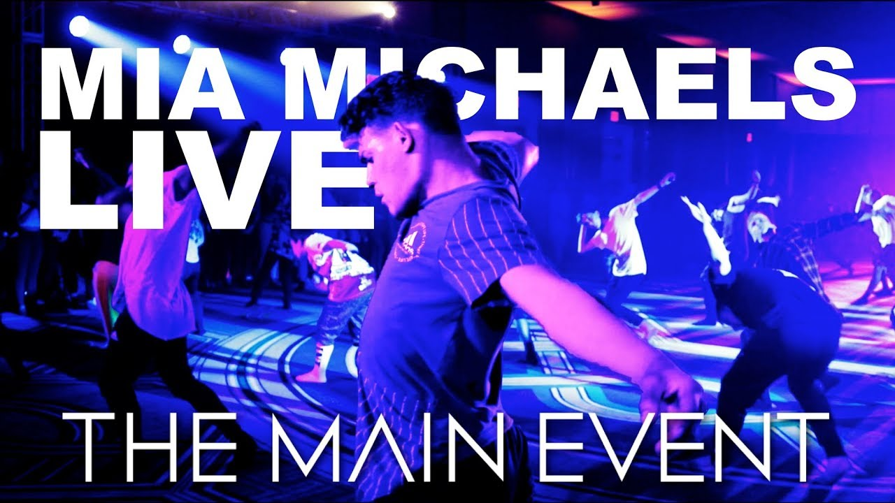 59ab3cebf Mia Michaels Live | The Mia Michaels Experience | The Main Event ...